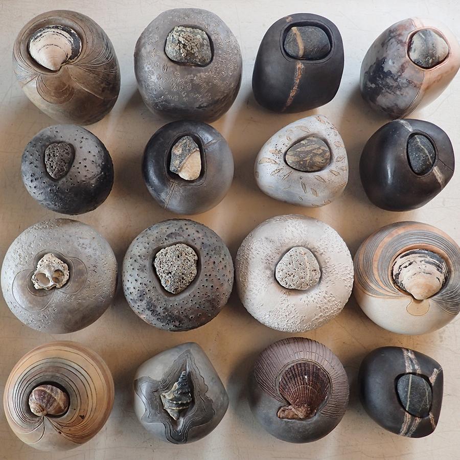 Kirsten Holm - keramiske miniaturer